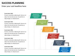 Success planning PPT slide 14
