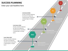 Success planning PPT slide 18