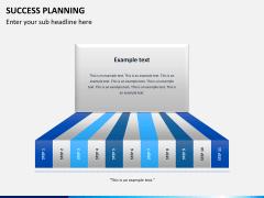 Success planning PPT slide 11