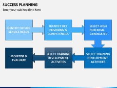 Success planning PPT slide 12