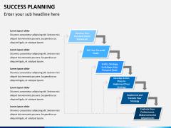 Success planning PPT slide 2
