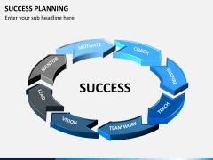 Success planning PPT slide 3