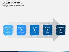 Success planning PPT slide 4