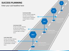 Success planning PPT slide 6