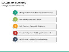 Succession planning PPT slide 37