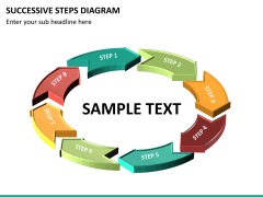 Successive steps PPT slide 26