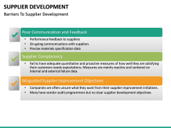 Supplier Development PPT slide 31