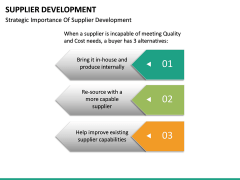 Supplier Development PPT slide 25