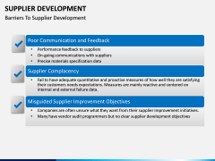 Supplier Development PPT slide 14