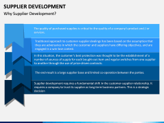 Supplier Development PPT slide 3