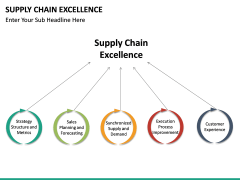 Supply Chain Excellence PPT slide 14