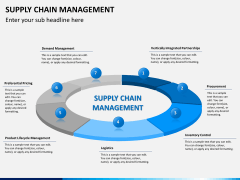 Supply chain management PPT slide 13
