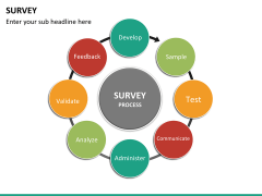 Survey PPT slide 20
