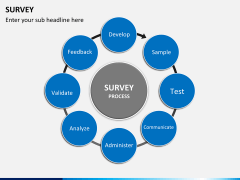 Survey PPT slide 8
