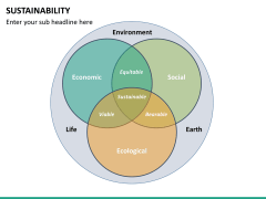 Sustainability PPT slide 24