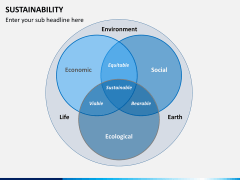 Sustainability PPT slide 12