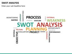 SWOT Analysis PPT Slide 25