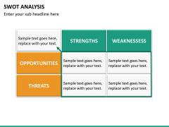 SWOT Analysis PPT Slide 30
