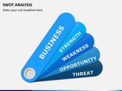 SWOT Analysis PPT Slide 1