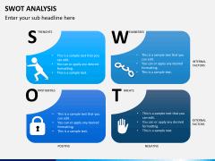 SWOT Analysis PPT Slide 12