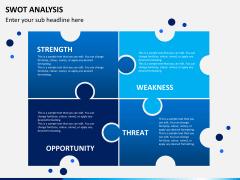 SWOT Analysis PPT Slide 13