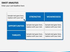 SWOT Analysis PPT Slide 15