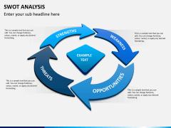 SWOT Analysis PPT Slide 2