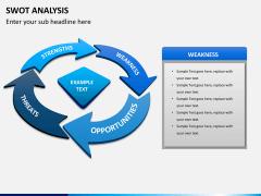 SWOT Analysis PPT Slide 4
