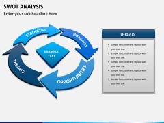 SWOT Analysis PPT Slide 6
