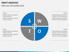 Swot analysis PPT slide 6