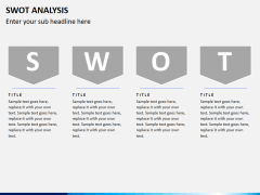 Swot analysis PPT slide 7