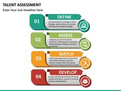 Talent assessment PPT slide 19