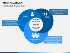 Talent assessment PPT slide 2