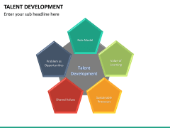 Talent development PPT slide 15