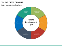 Talent development PPT slide 21