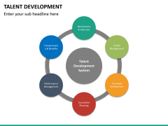Talent development PPT slide 23