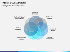 Talent development PPT slide 14