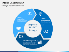 Talent development PPT slide 3