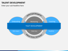 Talent development PPT slide 4