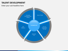 Talent development PPT slide 5