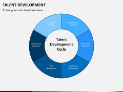 Talent development PPT slide 7