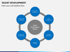 Talent development PPT slide 9