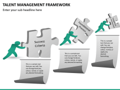 Talent management framework PPT slide 14