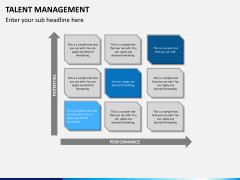 Talent management PPT slide 3