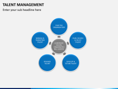 Talent management PPT slide 7