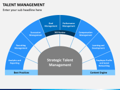 Talent management PPT slide 9
