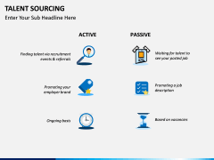 Talent Sourcing PPT slide 6