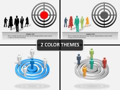 Target group PPT cover slide