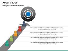 Target group PPT slide 11
