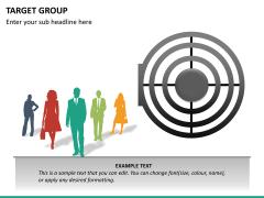 Target group PPT slide 12